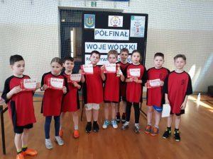 II miejsce w Powiatowym Turnieju Piłki Ręcznej