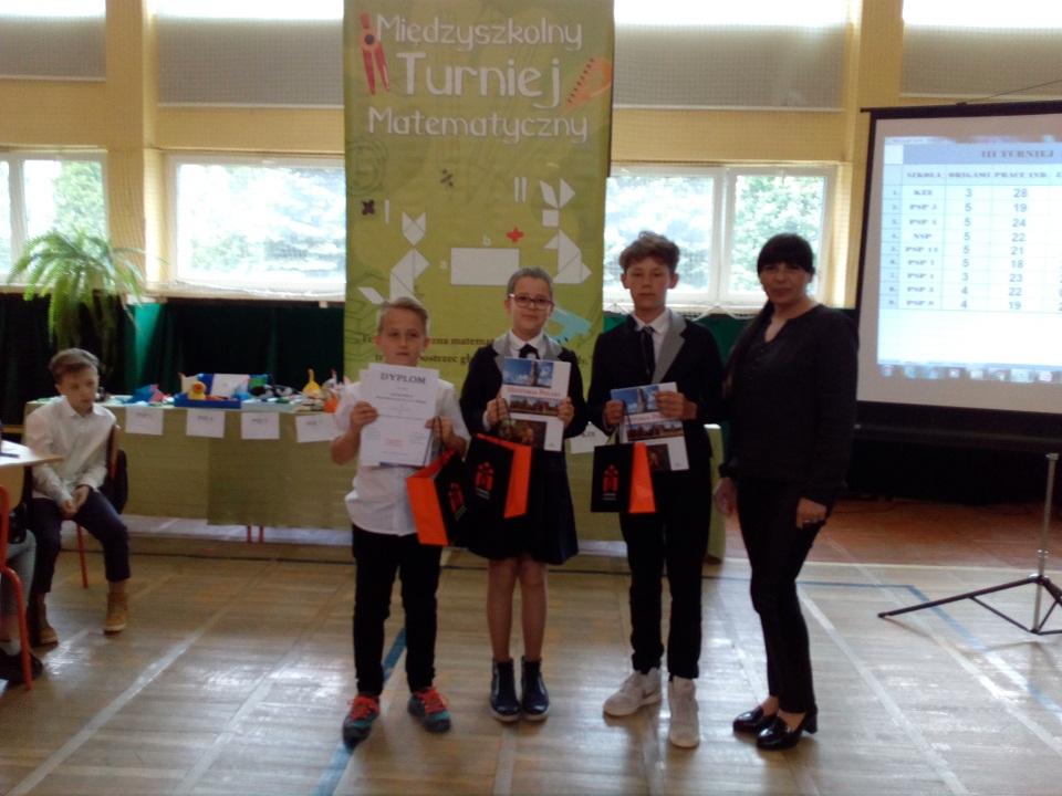 III Międzynarodowy turniej matematyczny