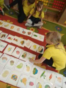 O zdrowym odżywianiu na dwujęzyczności