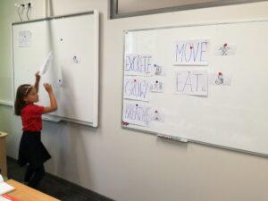 Język angielski na lekcjach biologii w klasach V
