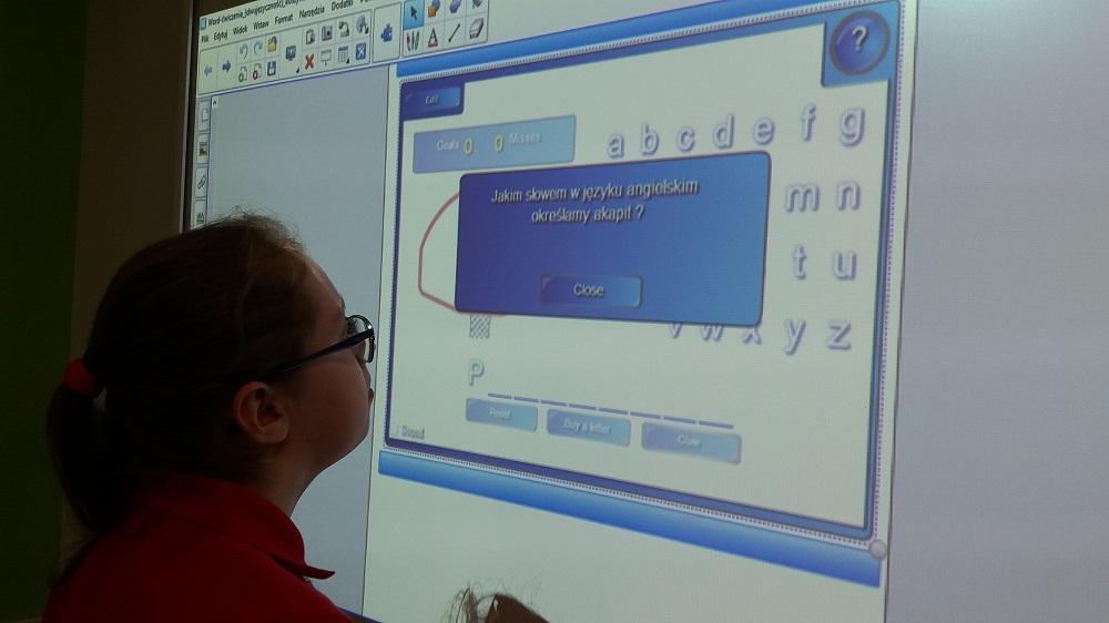 Angielski na lekcjach informatyki