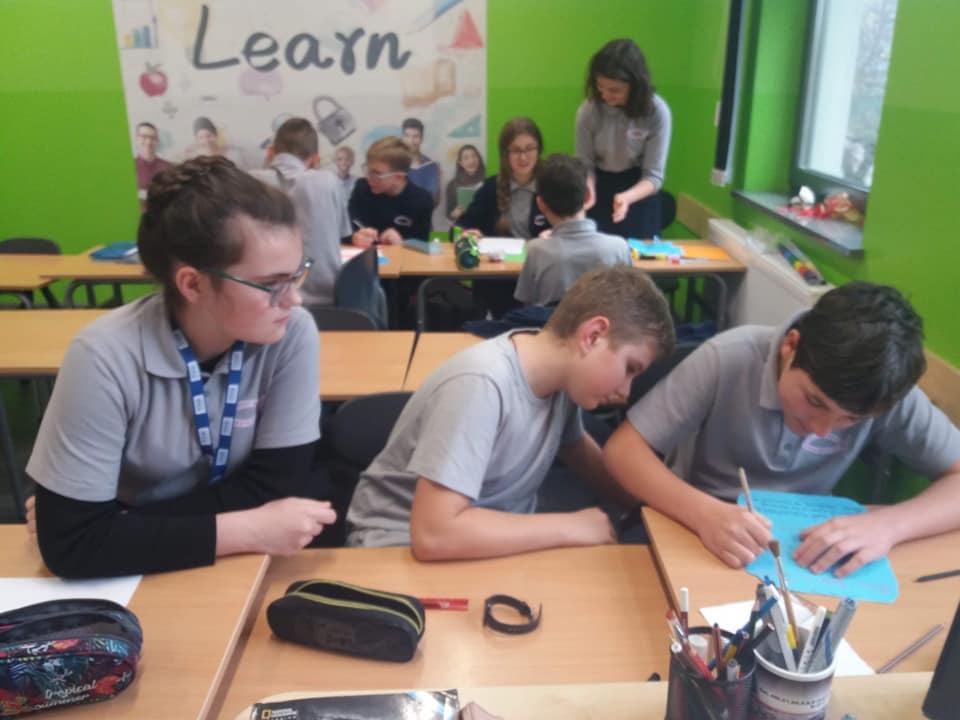 Współpraca się opłaca - język angielski w klasie VII