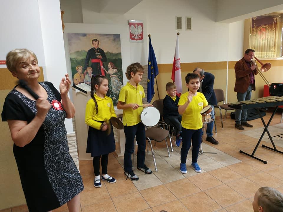 Muzycy z Filharmonii Świętokrzyskiej