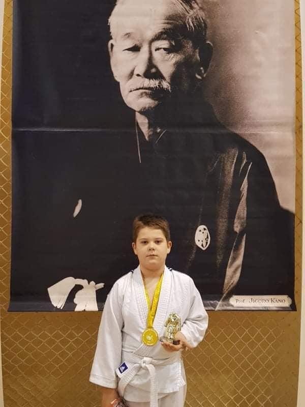 Mikołajkowy Konkurs Judo w Kielcach