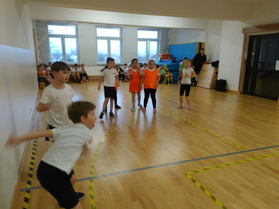 Szkolny Turniej Street Handball