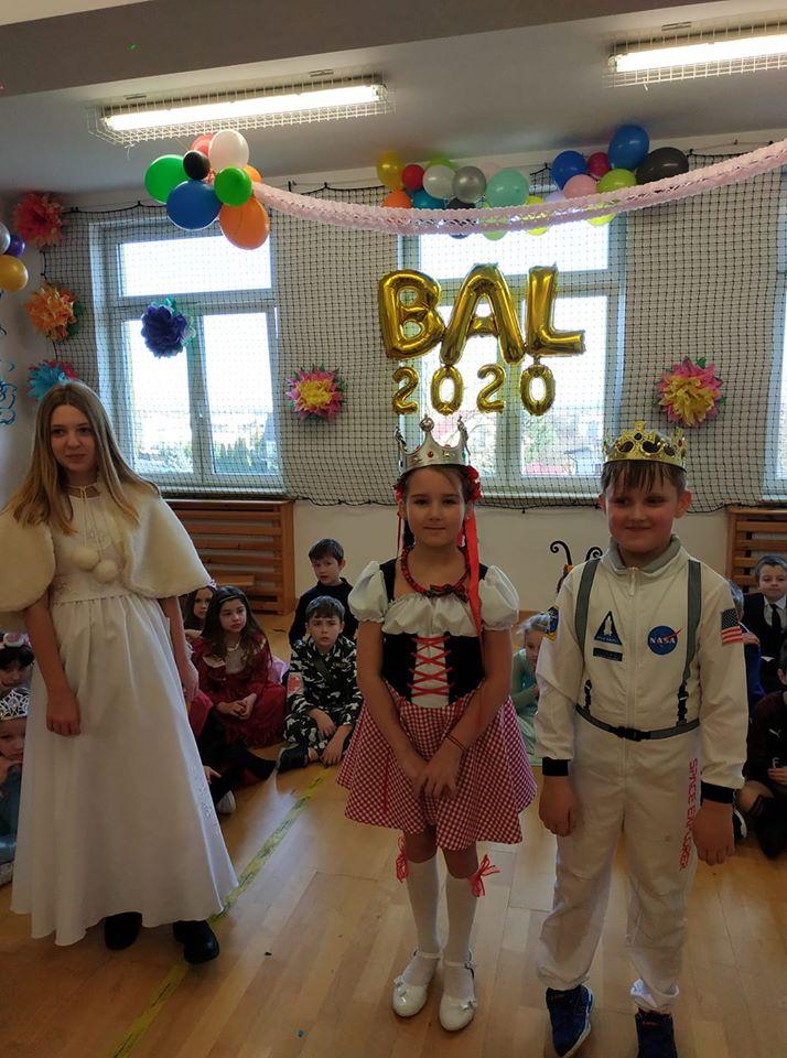 Król i Królowa Balu 2020