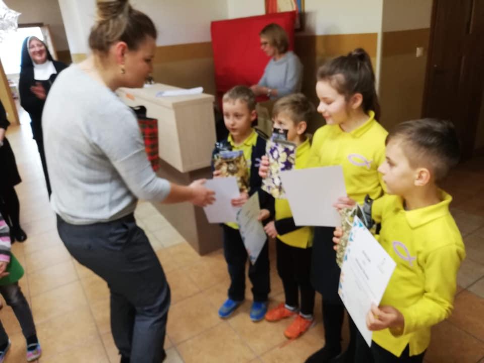 Opolski Teatr Lalki - wręczenie dyplomów