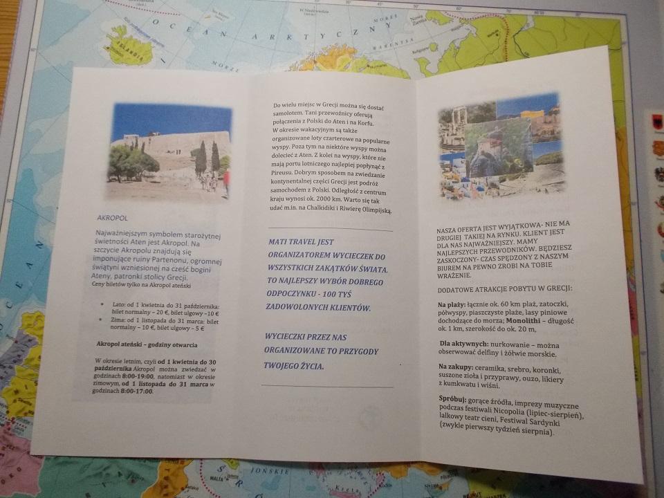 Projekty - oferty biur podróży