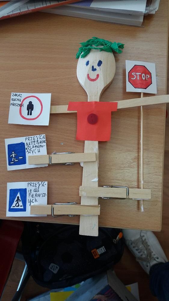 Pan Stop - projekt praktyczny