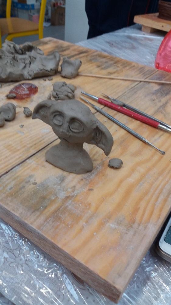 Warsztaty rzeźby i ceramiki